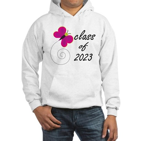 Fun Class Of 2023 Hooded Sweatshirt