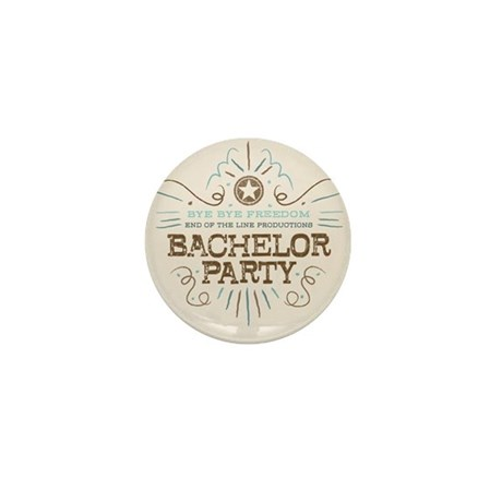 End of Line Bachelor Mini Button (10 pack)