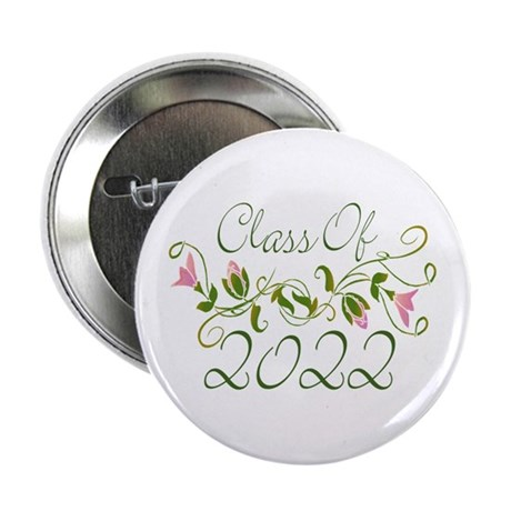 "Lovely Class Of 2022 2.25"" Button"
