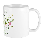 Flowered Class Of 2023 Mug