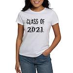 Grunge Class Of 2021 Women's T-Shirt