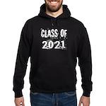 Grunge Class Of 2021 Hoodie (dark)