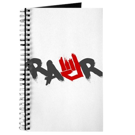 Rawr Logo Journal