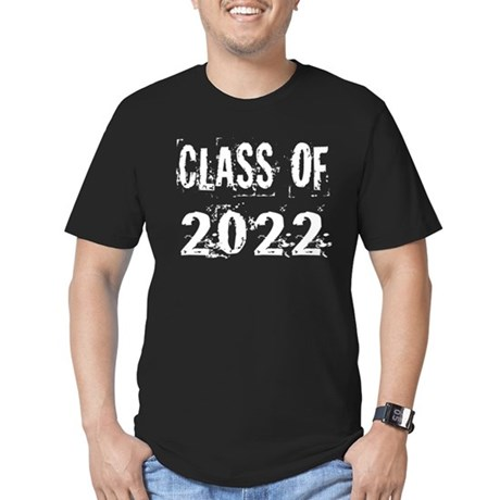 Grunge Class Of 2022 Men's Fitted T-Shirt (dark)