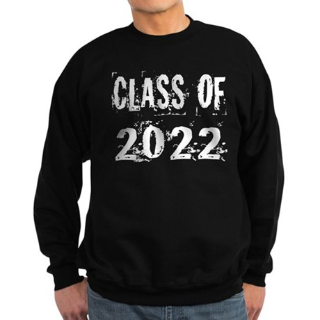 Grunge Class Of 2022 Sweatshirt (dark)