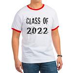 Grunge Class Of 2022 Ringer T