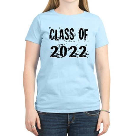 Grunge Class Of 2022 Women's Light T-Shirt