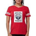 The Darkside Organic Toddler T-Shirt (dark)