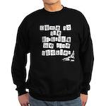The Darkside Sweatshirt (dark)