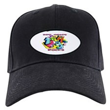 Numbers 3rd Grade Baseball Hat