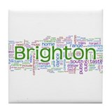 Brighton Tile Coaster