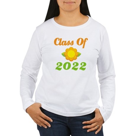 Grad Class Of 2022 Women's Long Sleeve T-Shirt