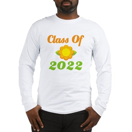 Grad Class Of 2022 Long Sleeve T-Shirt