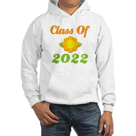 Grad Class Of 2022 Hooded Sweatshirt