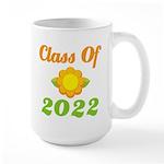 Grad Class Of 2022 Large Mug