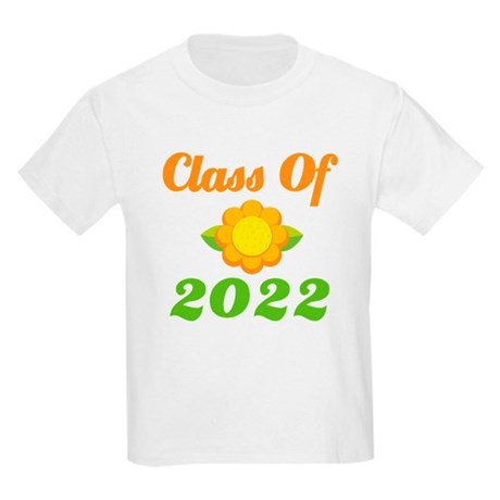 Grad Class Of 2022 Kids Light T-Shirt