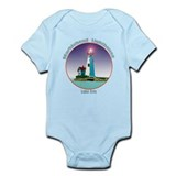 The Marblehead Ohio Light Onesie