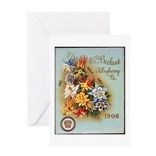 W.C. Beckert Greeting Card