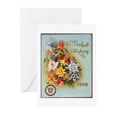 W.C. Beckert Greeting Cards (Pk of 20)