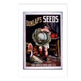 Dunlap's Seeds Postcards (Package of 8)