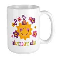 Sun 2nd Birthday Mug