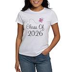 Pink Class Of 2026 Women's T-Shirt