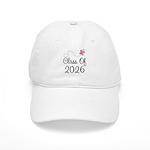 Pink Class Of 2026 Cap