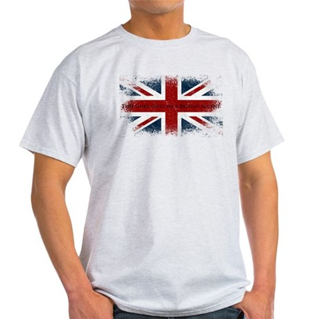 British Accented Light T-Shirt