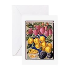 Plum First-Best Greeting Card