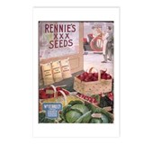 Rennie's XXX Seeds Postcards (Package of 8)