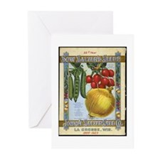 Sow Salzer's Seeds Greeting Cards (Pk of 10)