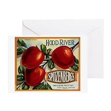 Hood River Greeting Card