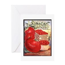 Livingston Seed Co Greeting Card