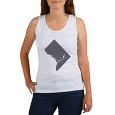 Washington DC Women's Tank Top
