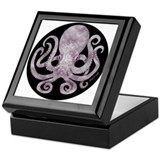 Octopus Keepsake Box