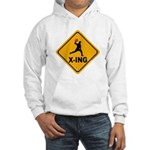 Dodgeball X-ing Hooded Sweatshirt