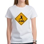 Dodgeball X-ing Women's T-Shirt