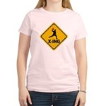 Dodgeball X-ing Women's Light T-Shirt