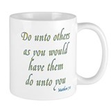 Golden Rule Small Mug
