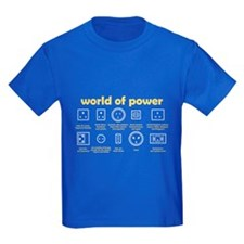 World of Power T