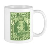 New Zealand 1909 KEVII Mug