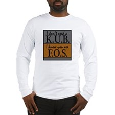 Funny Xray Long Sleeve T-Shirt