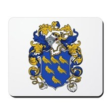Appleby Coat of Arms Mousepad