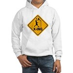 Basketball X-ing Hooded Sweatshirt