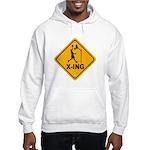 Basketball X-ing Hooded Sweatshirt