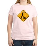 Basketball X-ing Women's Light T-Shirt