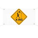 Basketball X-ing Banner