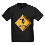 Bowl X-ing Kids Dark T-Shirt
