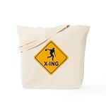 Bowl X-ing Tote Bag