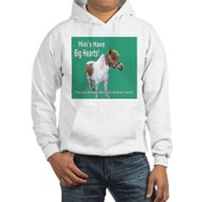 Mini's Have Big Hearts! Hoodie